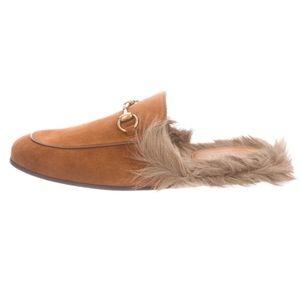 Gucci Princetown Mules